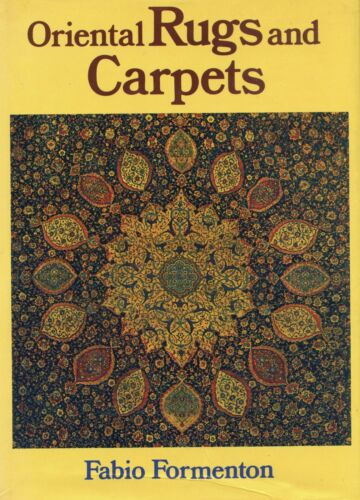 Antique Oriental Carpets Rugs - Types Regions Techniques / Scarce In-Depth Book