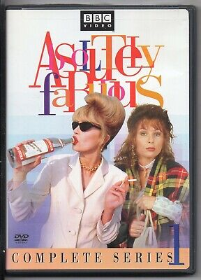 Absolutely Fabulous - Complete Series 1 (DVD, 2005)