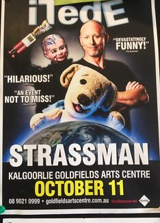2x Tickets wanted for Strassman