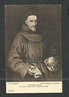 Postal Antigua De Un Fraile Andachtsbild Santino Holy Card Santini -  - ebay.es