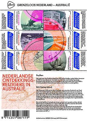 Paises Basos 2016 Nederland-Australia a nuevo s