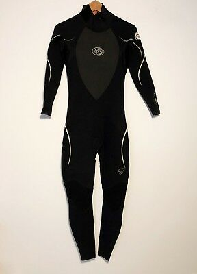 Rip Curl Womens Full Wetsuit Size 12 E-Bomb Ultimate 3 2 Sealed 3a6889eab