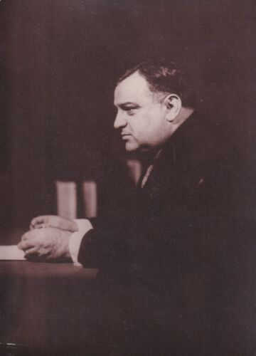 FIORELLO LAGUARDIA NYC Mayor Original Pach Brothers photograph