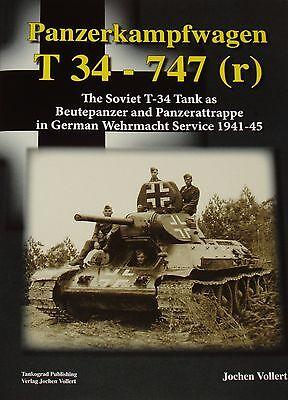 SOVIET T34 TANK German Army Panzerkampfwagen WW2 NEW Wehrmacht Second World War