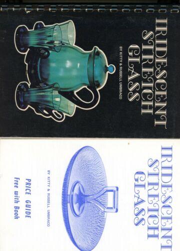 Iridescent Stretch Art Glass - Imperial Northwood Fenton../Scarce Book + Values