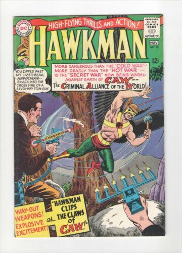 Hawkman #10 DC Comics 1965 FN/VF
