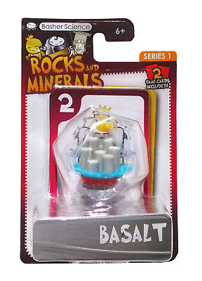 Science Kids Games (Basher Science Rocks & Minerals Basalt Series 1 with Game)