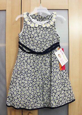 Girl Daisy Chain (NWT Kate Mack Girls' Daisy Chain Dress ~ Size)