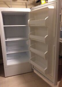 Upright 17.3 cu ft Commercial Freezer - white