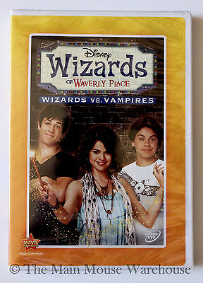 Disney Wizards of Waverly Place Wizards vs. Vampires Special Halloween Episodes - Halloween Episodes Tv Shows