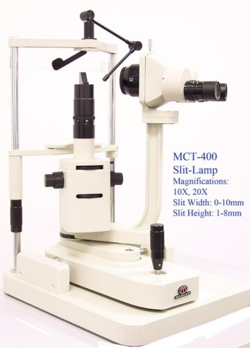 MCT-400 Slit-Lamp Brand New