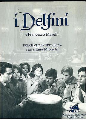 MICCICHE' LINO I DELFINI DI FRANCESCO MASELLI  LINDAU 1998 CINEMA
