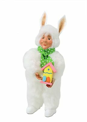 Byers Choice 2017 EASTER BUNNY TODDLER First of it's Kind Cute & Affordable Gift