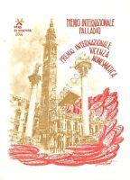 Cartolina - Postcard - Palladio - Premio Internazionale Vicenza Numismatica - inter - ebay.it