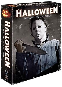 Looking for Halloween The Complete collection on DVD Or Blu Ray