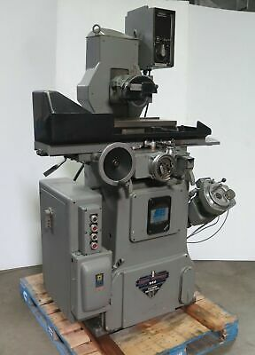 Jones Shipman 540 Surface Grinder Magnetic Chuck 6 X 18 Grinding Machine