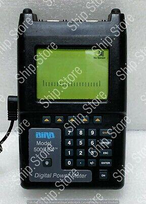 Bird 5000-ex Handheld Digital Rf Power Meter Free Shipping Worldwide