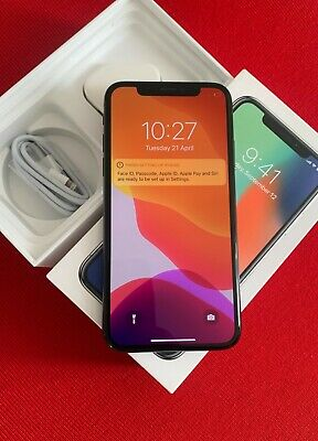 Apple iPhone X - 256GB - Unlocked (Pristine Condition) - A+++