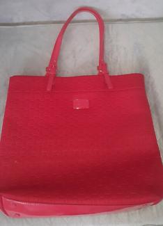 Dark Red MICHAEL KORS Handbag!!