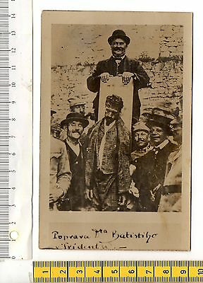 50399 Cartolina - Impiccagione Cesare Battisti