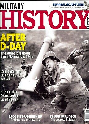 Military History Matters April/May 2019 After D-Day