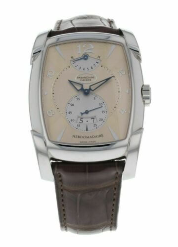 Parmigiani Kalpa XL Hebdomaire 8-Day Manual-Wind Men's Watch PF003333-01 - watch picture 1