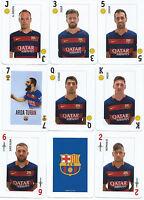 Baraja Española Futbol Club Barcelona-año 2015.- -  - ebay.es