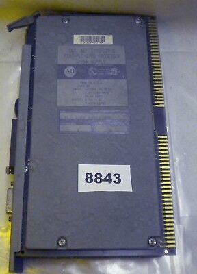 8843 Allen Bradley Processor Mini Plc 202 W P Supply 1772-l2p