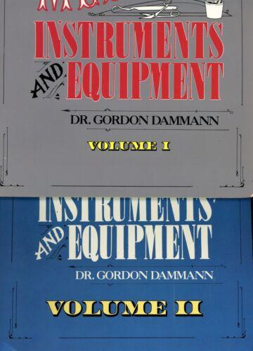 Civil War Medical Instruments Devices Equipment / Scarce 2-Vol. Book Set