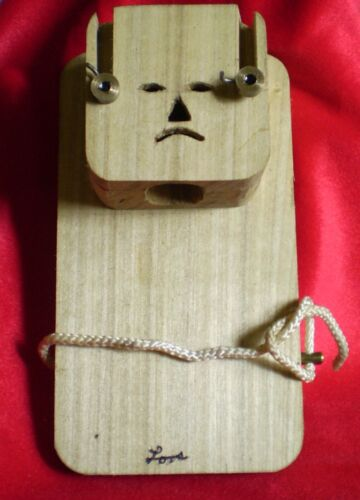 Two Miniature Medieval Torture Devices