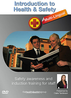 Introduction To Health And Safety Multi Lingual -