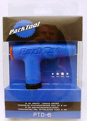 Park Tool PTD-6 6Nm Torque Driver