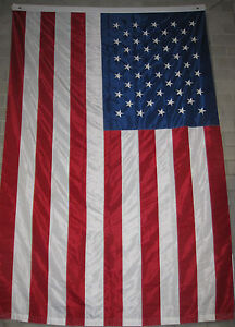 2af12eb882ec Also shop in. Collectibles · LARGE AMERICAN FLAG 10 X15  10 X 15 USA NYLON  HUGE F549