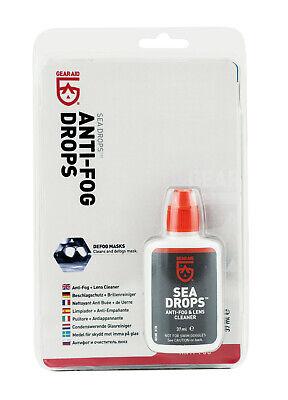 100 ml = 16,08 € McNett Sea Drops Antibeschlagmittel für Tauchmasken - NEU !!!