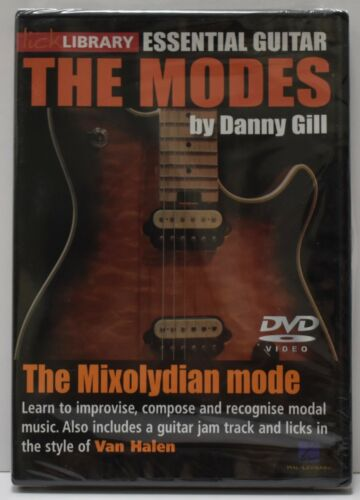 The Modes, The Mixolydian Mode, Danny Gill DVD
