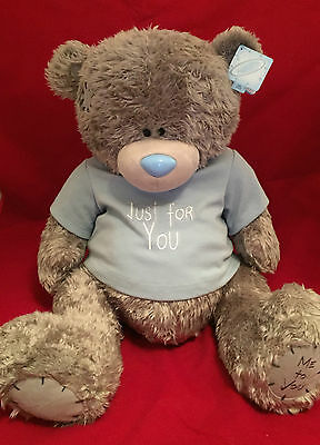 "ME TO YOU BEAR TATTY TEDDY 9/"" GREEN DRESSING GOWN BEDTIME BEAR PLUSH GIFT"