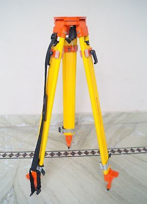 Levels Surveying Tripod Heavy Dual Lock Aluminum Tripod Level Equipment Stand