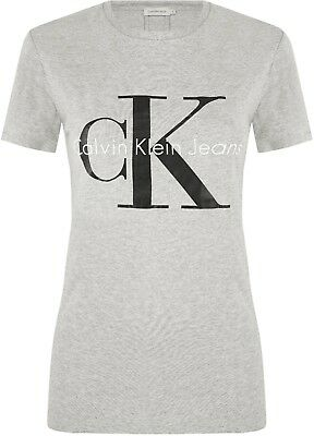 NEW Grey Calvin Klein Jeans Women