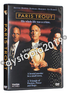 Paris Trout DVD (1991) Dennis Hopper Ed Harris Barbara Hershey