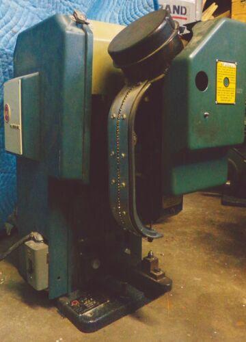 PCI Segal Eyelet Machine Stimpson GS6