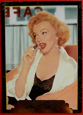 """""""Sports Time Inc."""" MARILYN MONROE Card # 151 individual card, issued in 1995"""