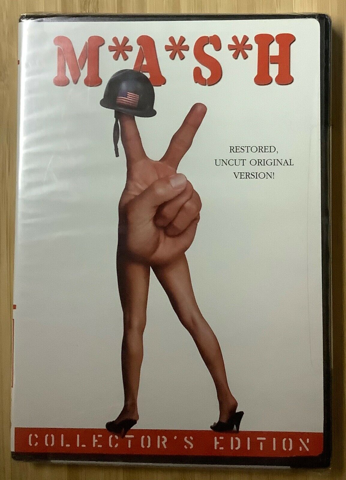 MASH 1970 DVD Elliott Gould Donald Sutherland Sally Kellerman 2-discs SEALED - $15.00