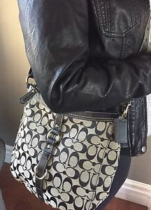 Gorgeous COACH Crossbody- Almost New for $75!