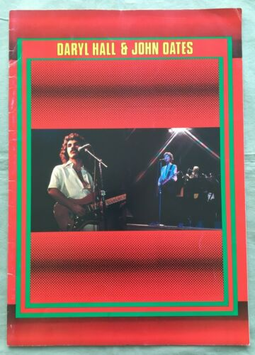 FREE SHIP! Daryl Hall & John Oates JAPAN February 1980 tour book MORE IN STOCK