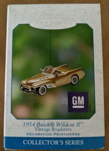 1954 Buick Wildcat II Vintage Roadsters Hallmark Keepsake Ornament 2002