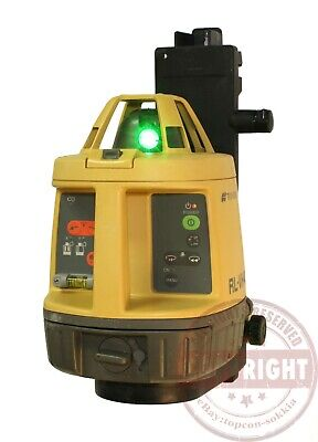 Topcon Rl-vh4g Green Beam Self Leveling Rotary Laser Level Spectra Hilti