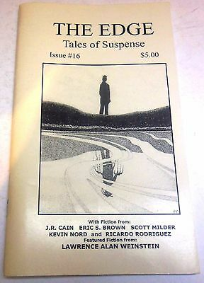 The Edge, Tales of Suspense #16 - US digest – 2003 - Editor: Greg F. Gifune