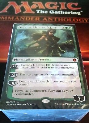 ***Guided by Nature*** Sealed Commander Anthology Deck EDH CMA Mtg Magic Cards