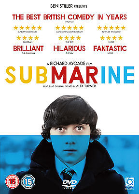 SUBMARINE (DVD) (New)