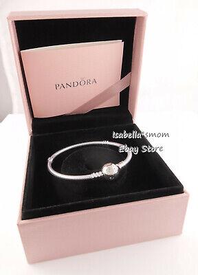 Disney MICKEY MOUSE Genuine PANDORA Silver Bracelet 7.5/19cm 590731CZ NEW IN BOX Genuine Disney Mickey Mouse